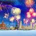 Papel de Parede Festa Ano Novo