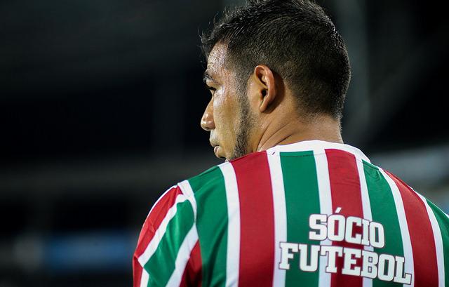 0342bc96f62fa Saída de Sornoza foi culminante para derrota do Fluminense. Foto  Lucas  Merçon - FFC - Divulgação.