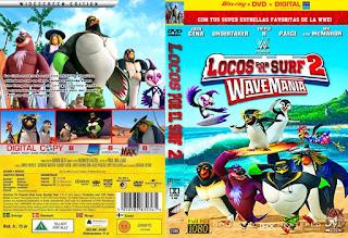 Locos por el surf Maxcovers