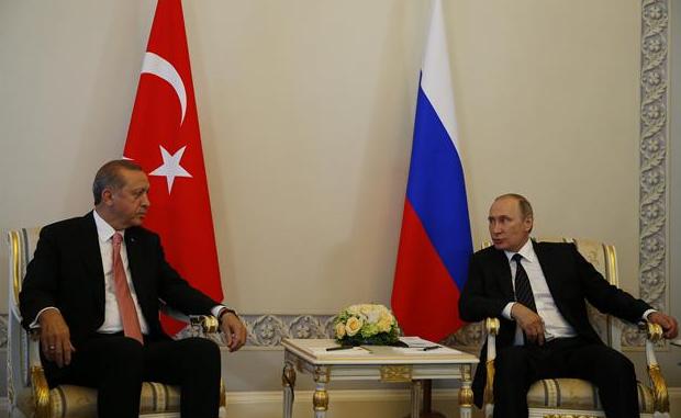 Erdogan : Gulenists Ingin Memutuskan Hubungan Turki Rusia