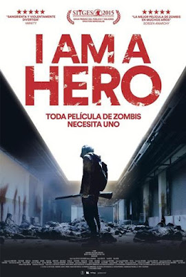 Poster Film I Am A Hero