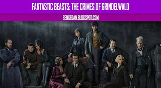 Review Fantastic Beasts: The Crimes of Grindelwald