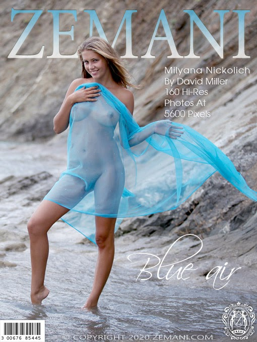 [Zemani] Milyana Nickolich - Blue Air zemani 08090