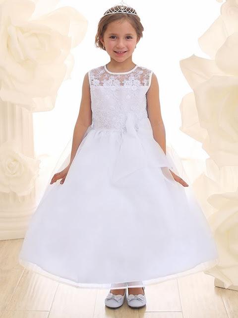 vestidos de primera comunion para gorditas
