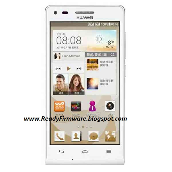 Huawei Ascend G6-U10 Official Rom Firmware 100% Tested