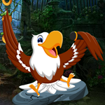 Games4King Cute Eagle Res…