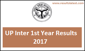 UP Inter 1st Year Result 2017