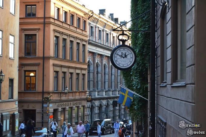 Szwedzka praca, polskie wakacje i Festiwal Kultury