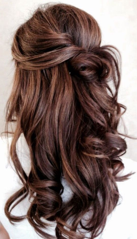 Learn The Art On How To Curl Long Hair In 10 Minutes #hair #hairstyles #haircolor