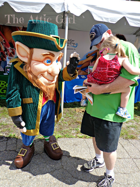 Maryland, summer activities, Irish festivals