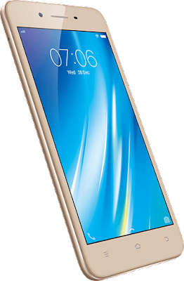The Vivo Y53 is a Budget Cameraphone at P6,990
