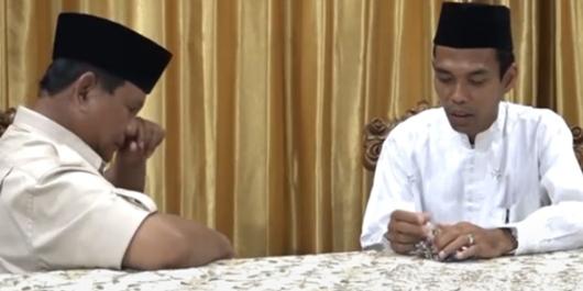 UAS Dukung Prabowo, Kepala BKN: ASN Harus Netral, Jika Tidak, Silakan Memilih Karier yang Lain