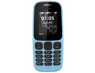 رسمياً الهاتف Nokia 105 2017 بسعر 15 دولاراً أمريكياً فقط !!