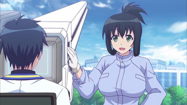 Masou Gakuen Hybrid X Heart (HxH) - Episódio 09