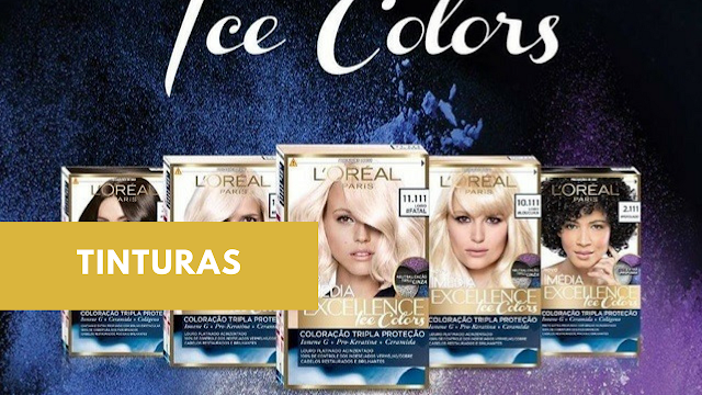 L'Oréal Paris Ice Colors