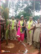 Manchu Lakshmi Participated HarithaHaram-thumbnail-2