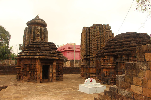 The Papanasini Temple, Bhubaneswar,Odisha