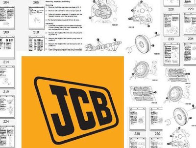JCB Service Manual on