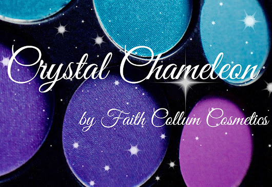 Faith Collum Cosmetics: Crystal Chameleon Review