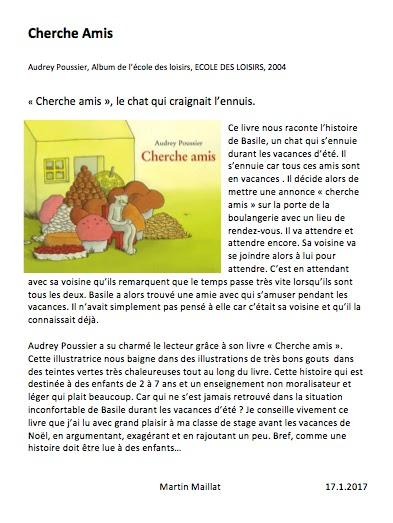 qrsun.fr - cherche amis - Poussier, Audrey - Livres