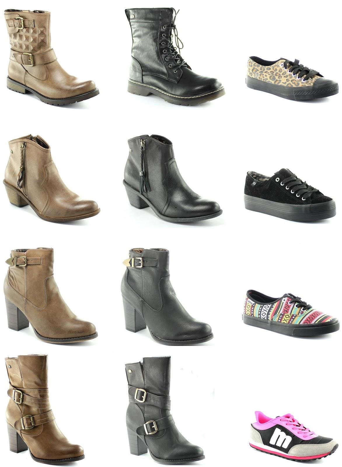 215cb31c0c1d9 botas de mujer mustang invierno