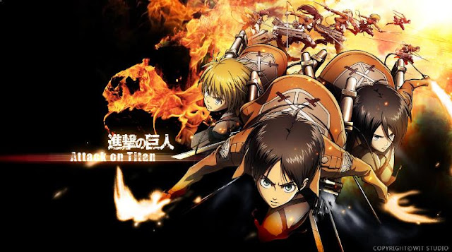 Best List of Anime made by Wit Studio Shingeki no Kyojin