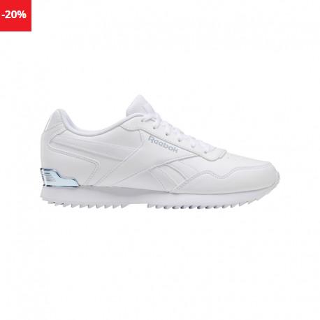 Pantofi sport dama albi Reebok ROYAL GLIDE RPLCLP la reducere