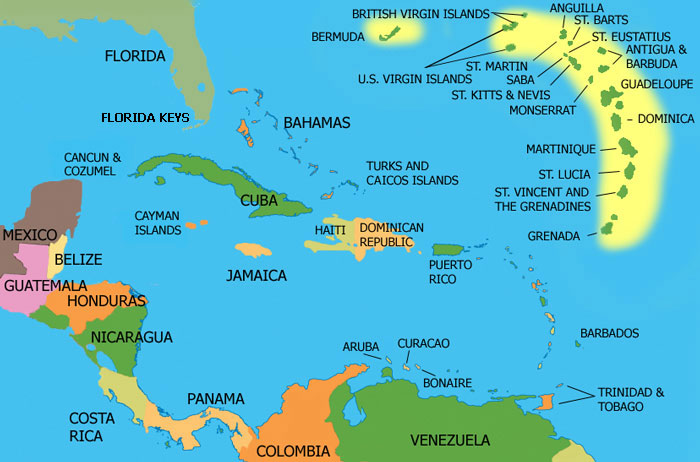 a geography of caribbean Jamaica: geographical and historical treatment of jamaica, including maps and statistics as well as a survey of its people, economy, and government.