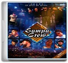 Sampa Crew - 21 Anos de Balada (2010)