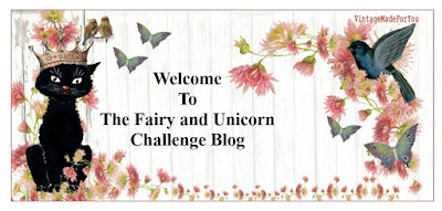 The fairy and the unicorn