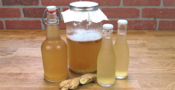Ginger Water, A Delicious Drink To Help Lose Fat In Your Waist, Thighs And Relieve Joint Pain