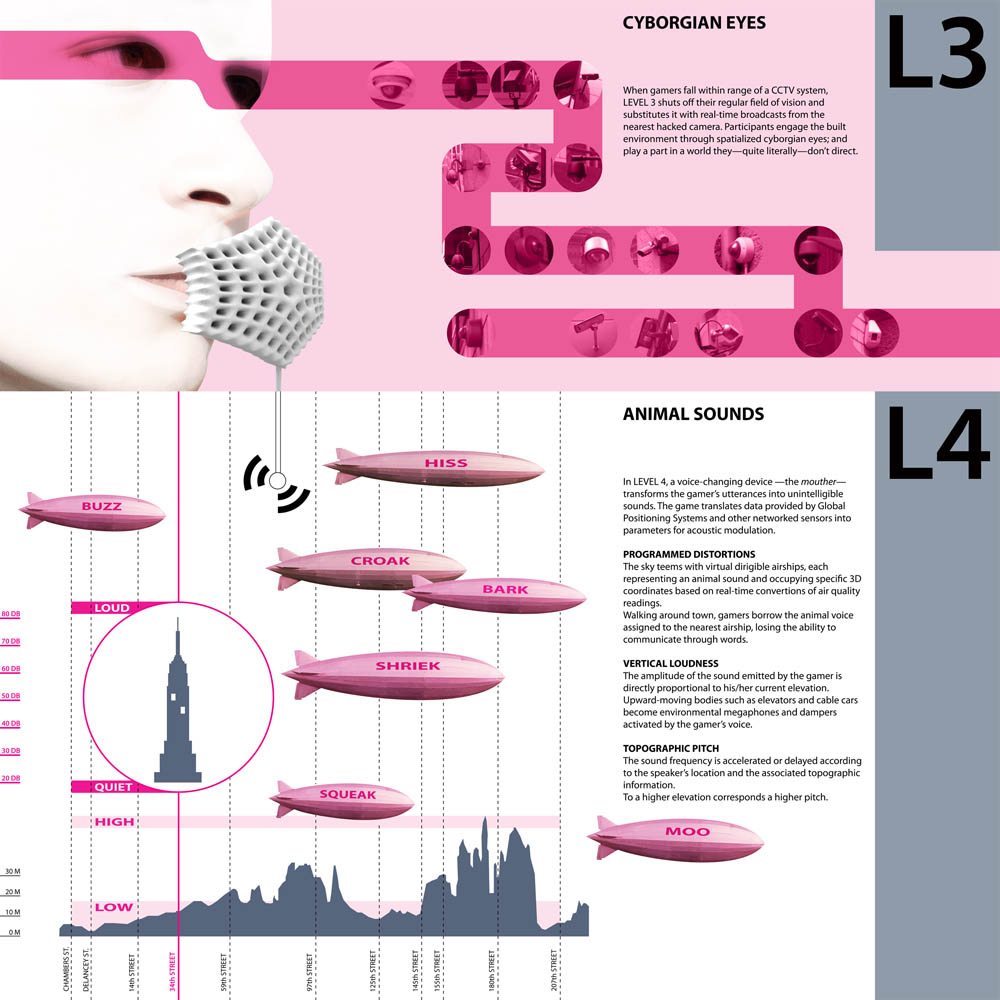 Bldgblog animals in the optoelectronic metropolis for 5 senses in architecture