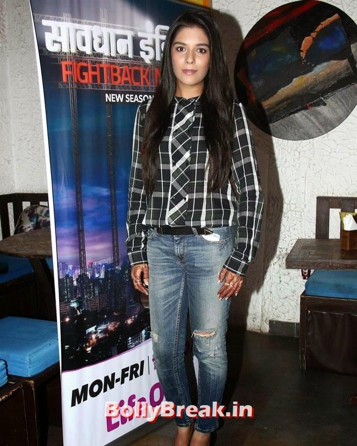 Pooja Gaur, Pooja Gaur Pics from Life OK's 'Savdhaan India' 1000 Episodes Completion Bash
