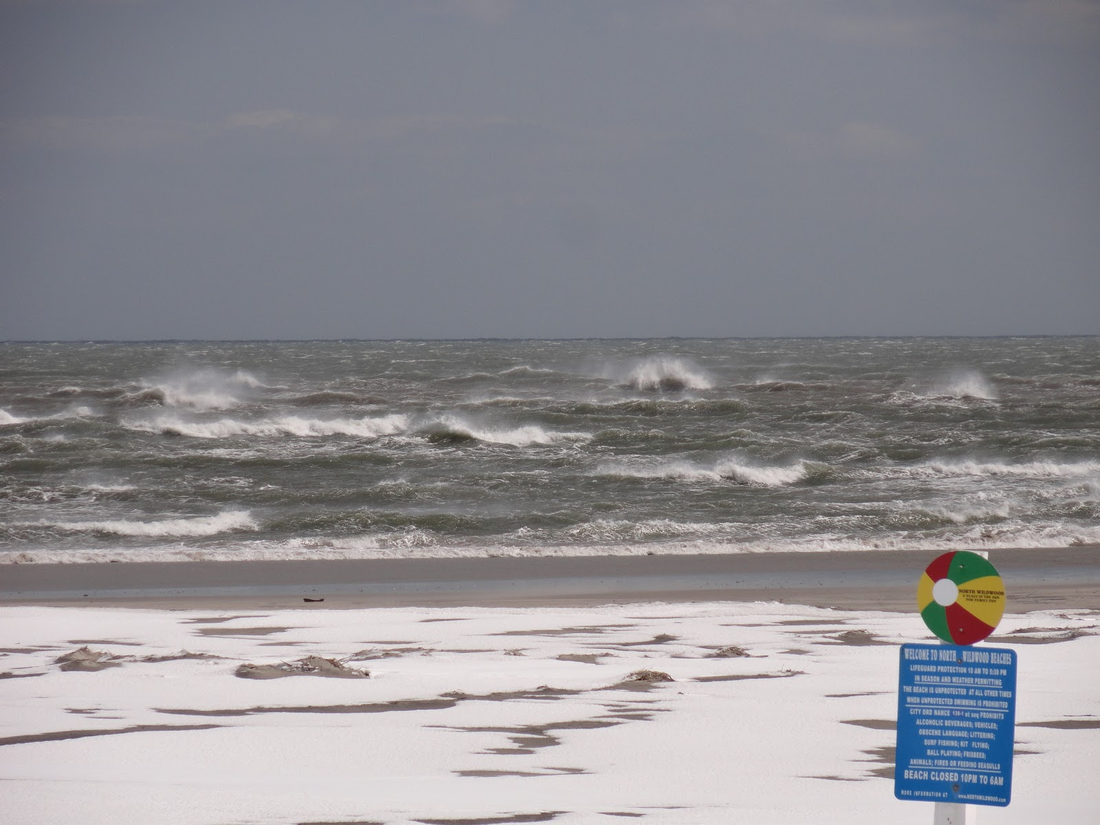 Wildwood Weather Snowrain Then Mostly Sunny