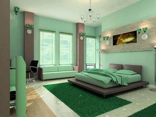 Pemilihan Warna Cat Rumah Minimalis untuk Kamar Tidur