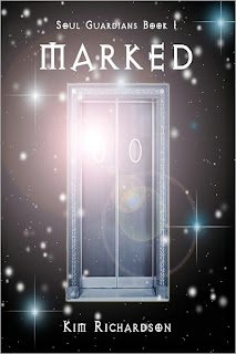 Blog Tour: Guest Post by Kim Richardson, author of Marked (Soul Guardian #1)