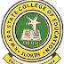 Kwara State College of Education, Ilorin 2015/2016 NCE 2nd Semester Resumption Date Out