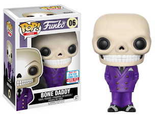 Pop! Funko: Bone Daddy (4000pc LE).