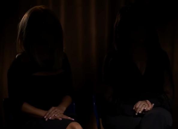 """VÍDEO, Hablan las esposas de los gemelos Flores los que delataron a El Chapo llegaron en blindada con ropa de marca un par de """"buchonas"""""""