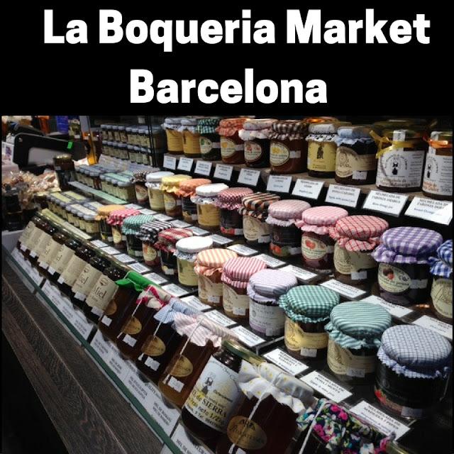 60 Minutes at La Boqueria Market, Barcelona