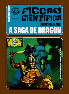 bolsilivro sos ficção científica cedibra série azul curtis garland saga dragon