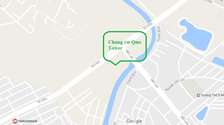 vị trí qms tower