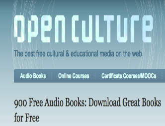 10 Great Places to Find and Access Quality Audiobooks to Use with