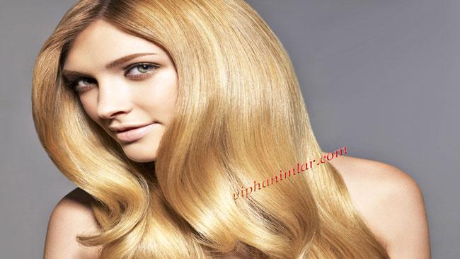 Doğal Yollar İle Saç Rengi Nasıl Açılır