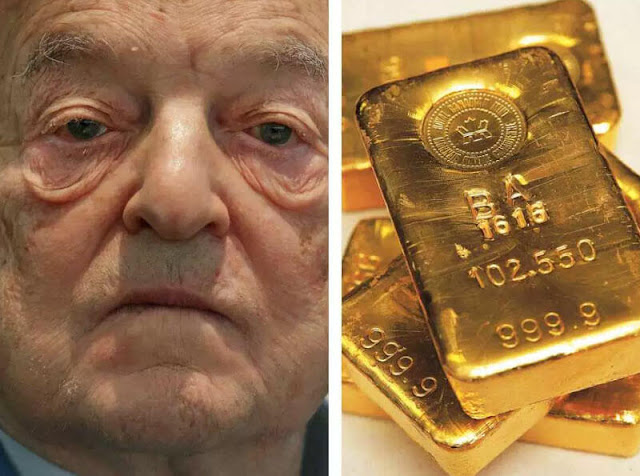 George Soros invierte en oro