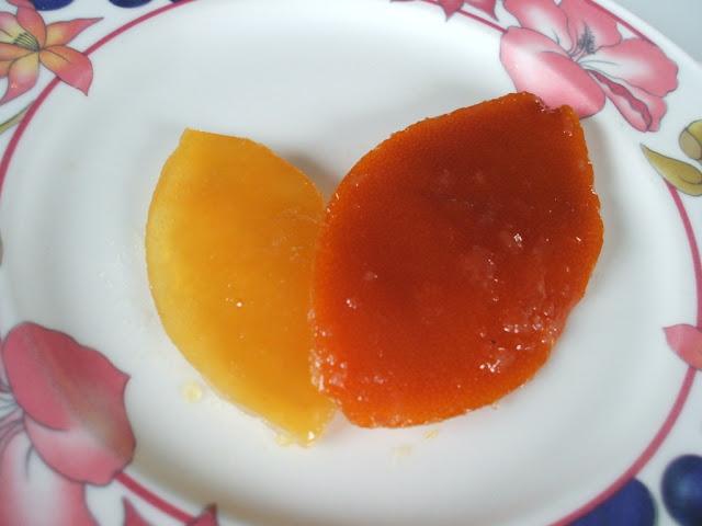 Scorzette candite di arancia e limone home made