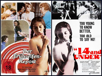 Frühreifen-Report / 14 and Under. 1973.