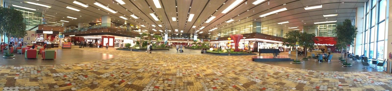 Budget Car Rental Singapore Changi Airport