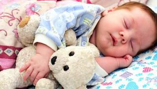 Pentingnya Tidur Siang Untuk Anak