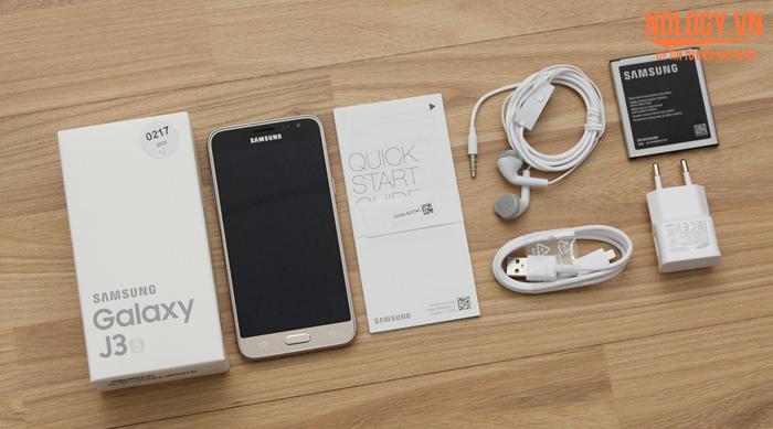 Địa chỉ bán Samsung Galaxy J3 chính hãng giá rẻ
